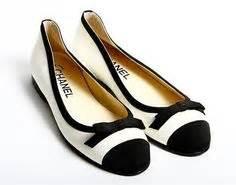 A C C E P T Flatshoes Beige 1000 ideas about chanel shoes flats on chanel