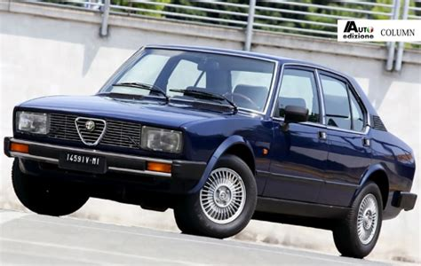 alfa romeo sedans column big sedans by alfa romeo autoedizione