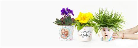 design your own flower pots myfacepot design your own flowerpot