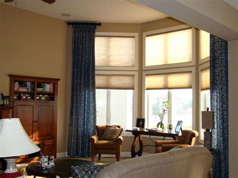 living room window treatments for large windows living room window shades craftmine co