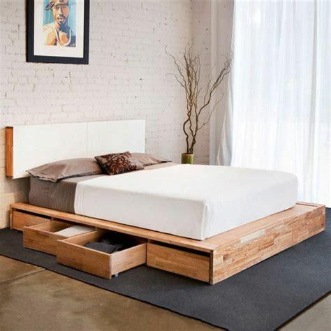 kopfbrett bett modernes schlafzimmer design kreative ideen f 252 r kopfbretter