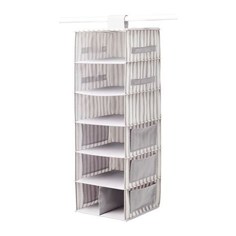 ikea hanging storage svira hanging storage with 7 compartments ikea