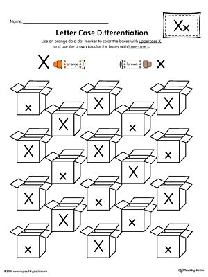 letter recognition worksheets letter recognition worksheet letter x 1436