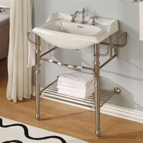 console sink with shelf 18 best images about renovate our space bathroom on