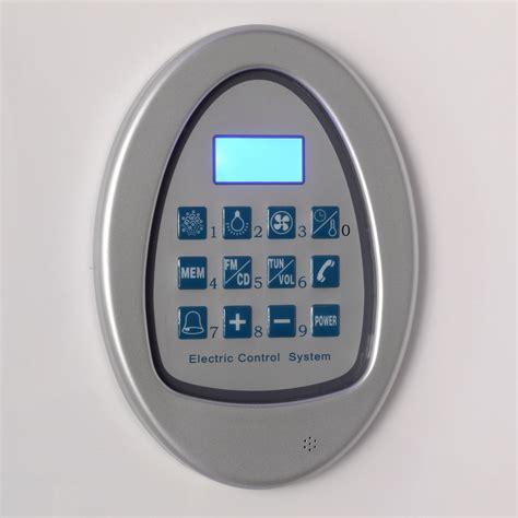 cabina doccia idromassaggio 70x90 box doccia multifuzionale idromassaggio e sauna 70x90 kv