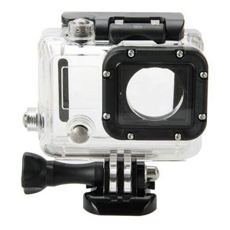 Waterproof Gopro 4 waterproof diving sports waterproof box for gopro 3 3 4 waterproof in
