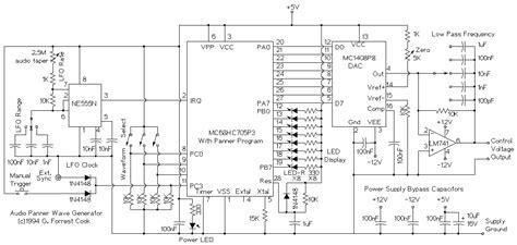 waveform generator schematic waveform free engine image