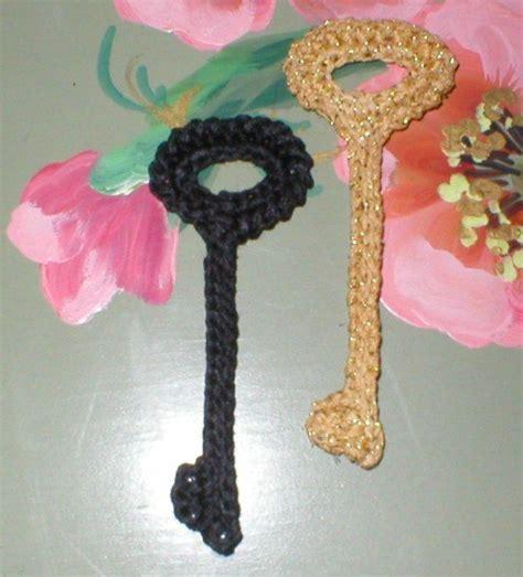 pattern crochet key cover crochet patterns key creatys for