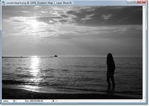 adobe photoshop tutorial black and white warm golden sunsets with gradient maps photoshop tutorial