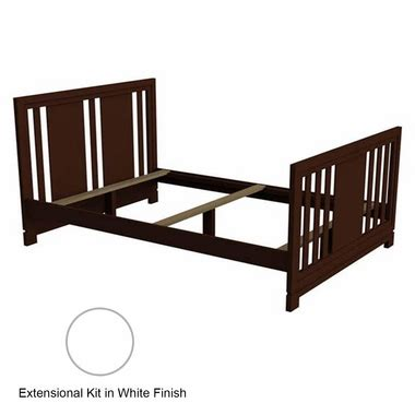 lajobi bed rail kit creations crib conversion kit creations baby carragio