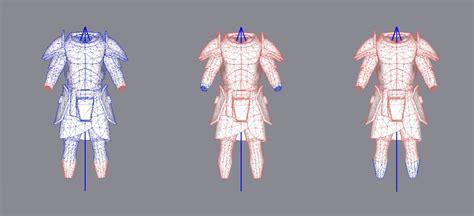blender tutorial armor creating skyrim armor in blender part 1 understanding