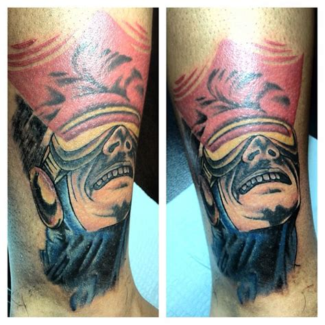 cyclops tattoo cyclops by scratchersink on deviantart