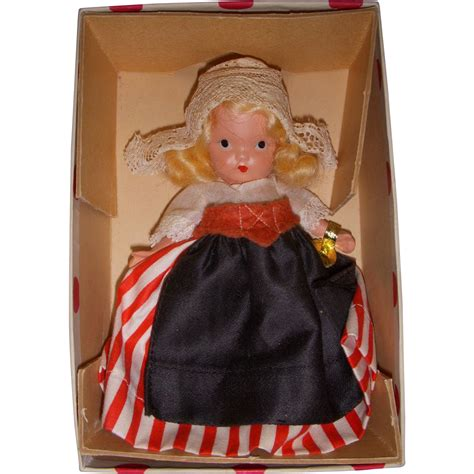 early bisque doll nancy storybook doll early bisque quot quot mib from