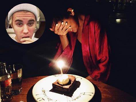 justin bieber birthday biography how justin bieber celebrated selena gomez s birthday