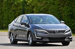 Electric Cars Industry Uk Honda Ev Concept Due Next Month As Of Two