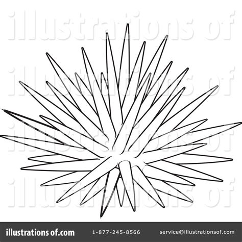 sea urchin clipart 1229253 illustration by alex bannykh