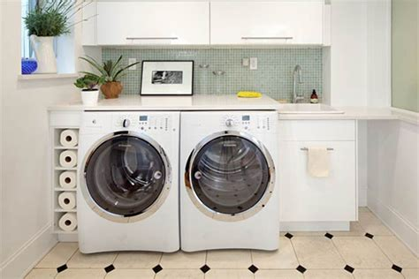 does a utility room add value energy saving washer dryer tips save energy in laundry room