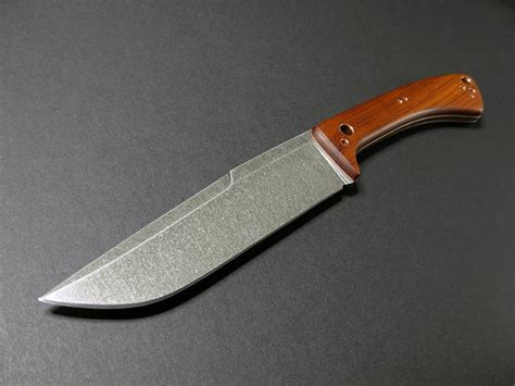 High Carbon Kitchen Knives custom neck knives fixed blade knives gallery 2