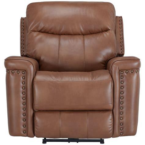 brown microfiber recliner city furniture wallace medium brown microfiber power recliner