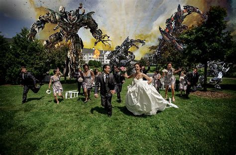 crazy wedding photos newest trend crazy wedding party attack pictures bored