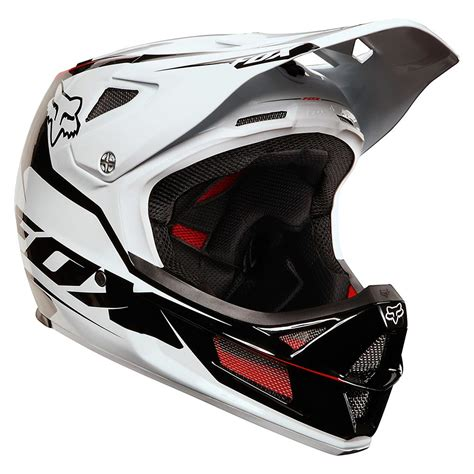 most comfortable full face helmet fox rage pro carbon white ebay