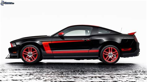 Mustang Auto Data by Ford Mustang