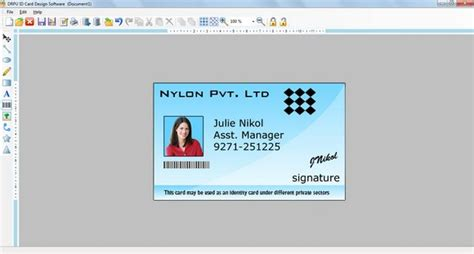 free printable id card maker print studio id badge maker software downloads and reviews