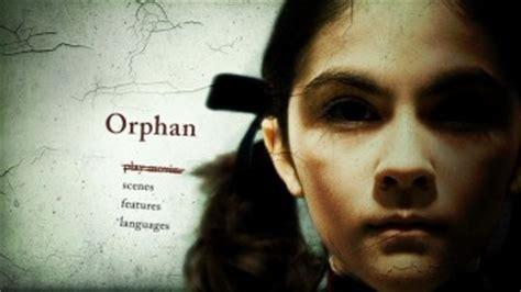 orphan film poster orphan dvd review