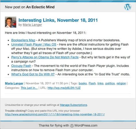 new subscription feature delivers full text content from