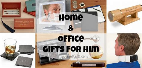 office desk gifts for him home office love and gifts