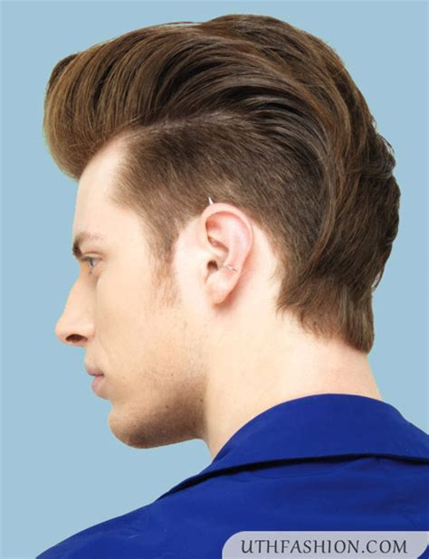 Back Images Of S Haircuts | mens latest haircuts for curly hair with undercut male