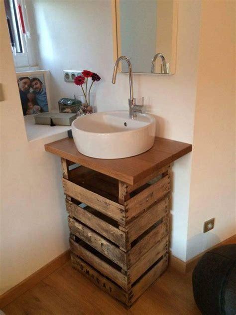 pallet bathroom vanity 150 wonderful pallet furniture ideas