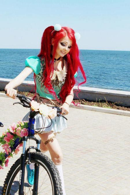 foto foto cewek mirip boneka barbie 20140502 editor 006