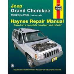 jeep cherokee manual ebay
