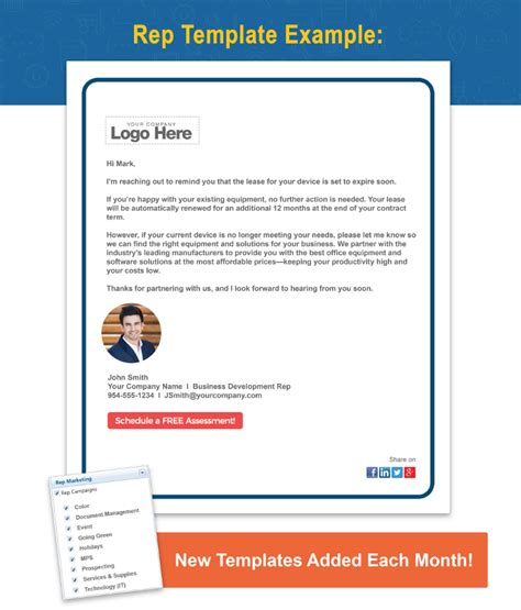 Email Marketing Template For Sales Reps Evolved Office Promotional Email Template Sles