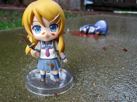 Nendoroid Kirino Smile Company Kw Ore No Imouto yandere kirino myfigurecollection net