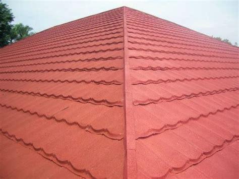 Paku Multiroof ukuran harga atap genteng metal per m2 per meter persegi