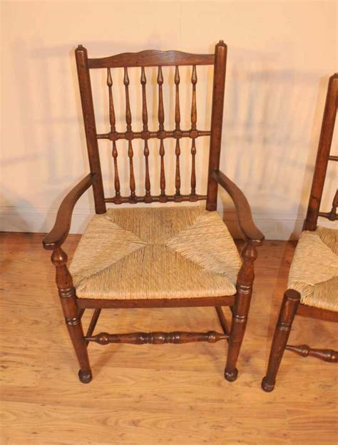 oak kitchen chairs oak kitchen refectory table dining set spindleback chairs