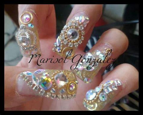 imagenes de uñas de acrilico estilo sinaloa 1000 images about u 241 as estilo sinaloa buchona s nails on