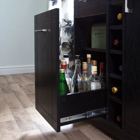 Vietti Bar Cabinet South Shore Vietti Bar Cabinet With Bottle And Glass Storage Walmart Ca