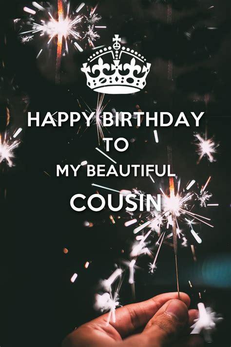 Happy Birthday To My In by Happy Birthday Cuz Birthday Wishes For My Cousin