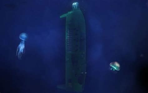 challenger mysterious door scientists predict sea discovery in future