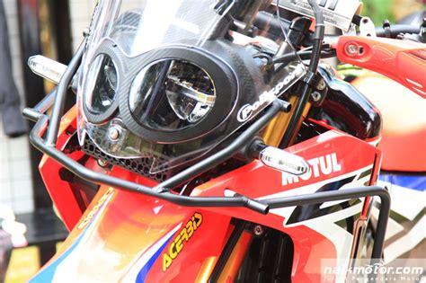 Rear Rack Rak Belakang Honda Crf250rally Crf 250 Rally Agna mau til lebih cadas nih daftar harga aksesori honda