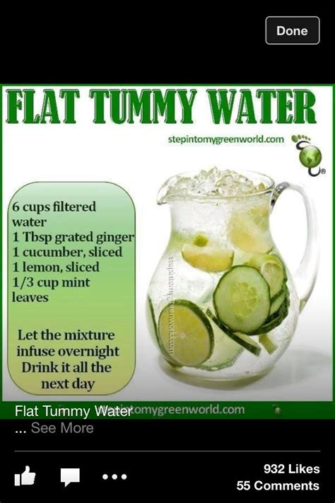 Tummy Water Detox by 64 Best Images About Recipes Healthyish On