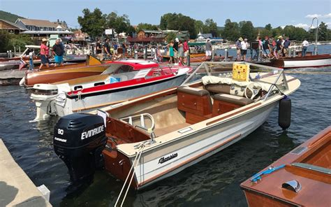 boat show lake george ny lake george rendezvous as beautiful as ever acbs