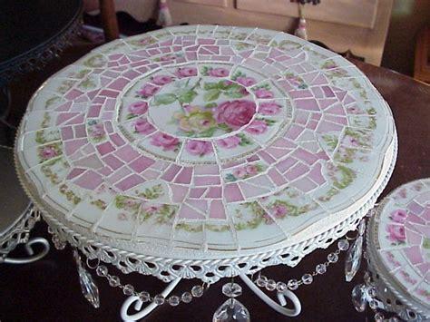 Handmade Tray Decoration - broken china mosaic how to broken china mosaic pique