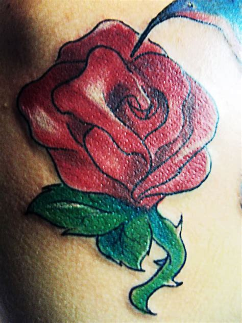 rose tattoo designs for girls design for