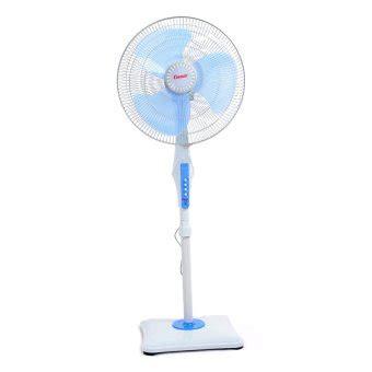 Cosmos Stand Fan 16 Sn jual standfan stand fan 2in1 kipas angin berdiri duduk 16