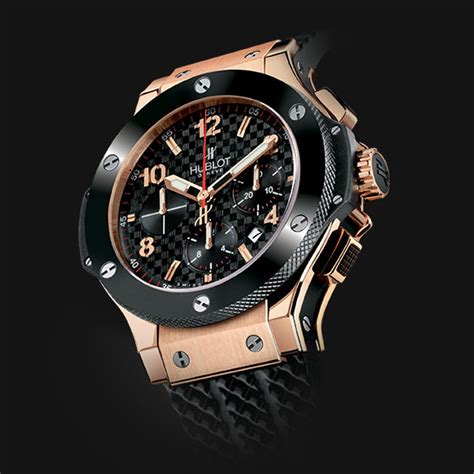 Watch Materials   From Gold to Ceramic through Titanium Watches   Hublot