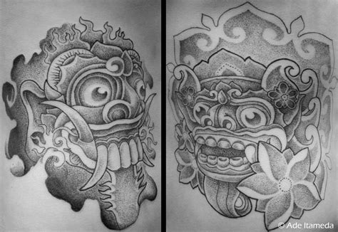 the indonesian new wave tattoos from paradise lars krutak
